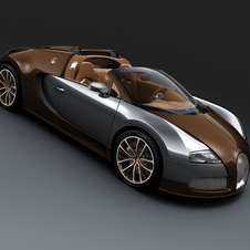 Bugatti Veyron Grand Sport Vitesse is Fastest Roadster Ever