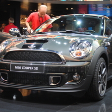 MINI (BMW) Cooper SD