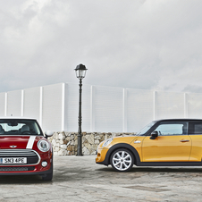It will launch as the Cooper and Cooper S