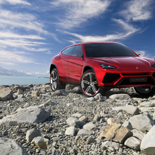 Lamborghini is reportedly still working on the Urus in case it gets the green light