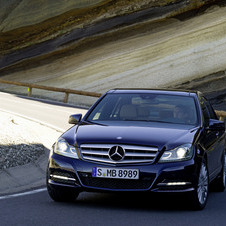 Mercedes-Benz C 180 CDI BlueEfficiency Elegance 7G-Tronic Plus