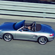 Porsche Boxster S 50 Years of the 550 Spyder