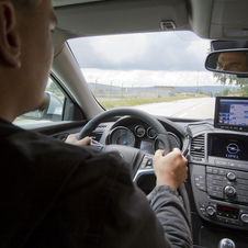 Car-to-Car communication technology is still in its infancy