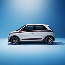 The basic  design cues of the new Twingo can clearly be found on the Twin'Z and Twin'Run concepts