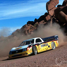 Toyota Tacoma 'Pikes Peak' Special