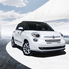 Fiat's new model for 2013 is the 500L