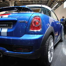 MINI (BMW) Cooper S Coupé AT