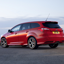 Ford Focus ST EcoBoost SW