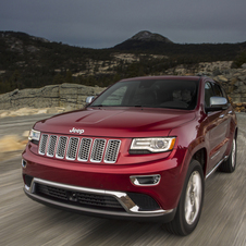 The Grand Cherokee has received a major refresh for 2014
