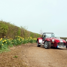 Caterham plans to have a new sports car in the coming years