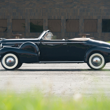 Cadillac Series 75 Convertible Coupe by Fleetwood