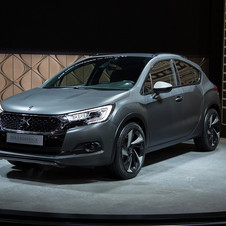 DS DS4 Crossback 1.6 BlueHDi S&S So Chic
