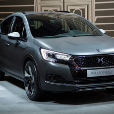 DS DS4 Crossback 1.6 BlueHDi S&S Be Chic
