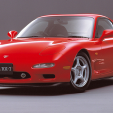 Mazda pushed the concept of rotary engines, especially with the RX-7