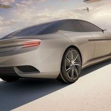 *Updated with More Pictures* Pininfarina Cambiano Revealed