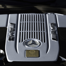 Aston Martin hopes to get access to Mercedes' engines, especially its V12s