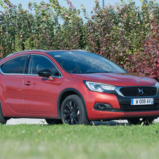DS DS4 Crossback 2.0 BlueHDi S&S Sport Chic