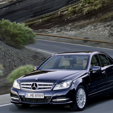 Mercedes-Benz C 180 BlueEfficiency Avantgarde 7G-Tronic Plus