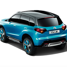 Suzuki sees it as its next step in SUV engineering
