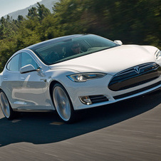 Tesla is now producing the Model S at a profitable rate