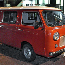 Fiat 850 Station Wagon