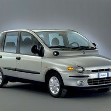 Fiat Multipla 100 16v Gpower SX