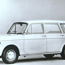 Fiat 1100 R Station Wagon