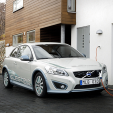 Volvo Begins Testing Electric C30 in Shanghai