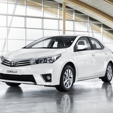 Toyota Corolla 1.4 D-4D Exclusive