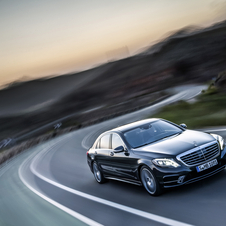 Mercedes is having a great year of sales