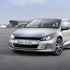 The Scirocco is celebrating 40 years since its original launch