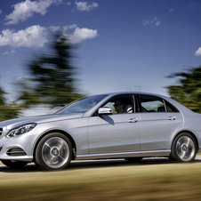 The new E-Class is now on sale in all major markets