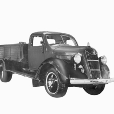 The 1935 G1 truck was Toyota's first vehicle