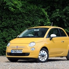 Fiat 500 Colour Therapy 1.2