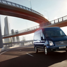 Ford Transit Combi FT 350 2.4 TDCi Long Trend DPF