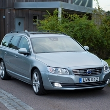 Volvo V70 D4 Summum Dynamic