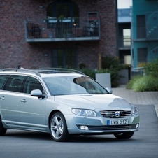 Volvo V70 D4 Summum Dynamic Geartronic