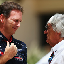 Ecclestone has said he would step down if officially charged