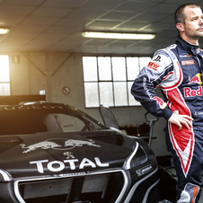 Loeb is a nine-time WRC champion