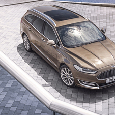 Ford Mondeo Vignale 2.0 TDCi Station Wagon