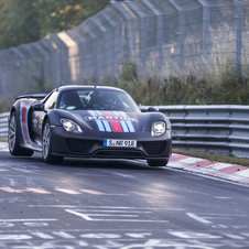 The 918 will be on sale soon
