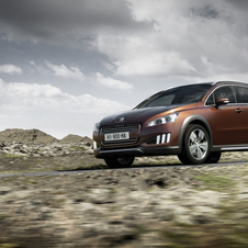 Peugeot 508 RXH Limited Edition Sells Out in Just Three Days