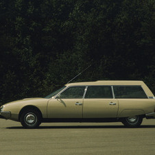 Citroën CX 2000 Break Confort