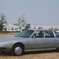 Citroën CX 2400 Pallas Injection C Matic