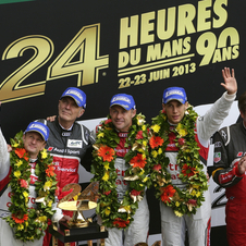 He ends his career on a high note with wins in the 24 Hours of Le Mans and the WEC