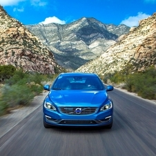 Volvo V60 T6 AWD Geartronic