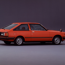 Nissan Langley Hatchback 1400 X-E
