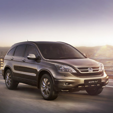Honda CR-V 2.2 i-DTEC Lifestyle Special Edition AT