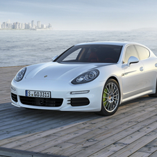 The Panamera Hybrid is Porsche's first hybrid, but it is already working on new technology
