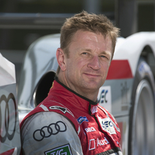 McNish is retiring from racing after over a decade of professional racing